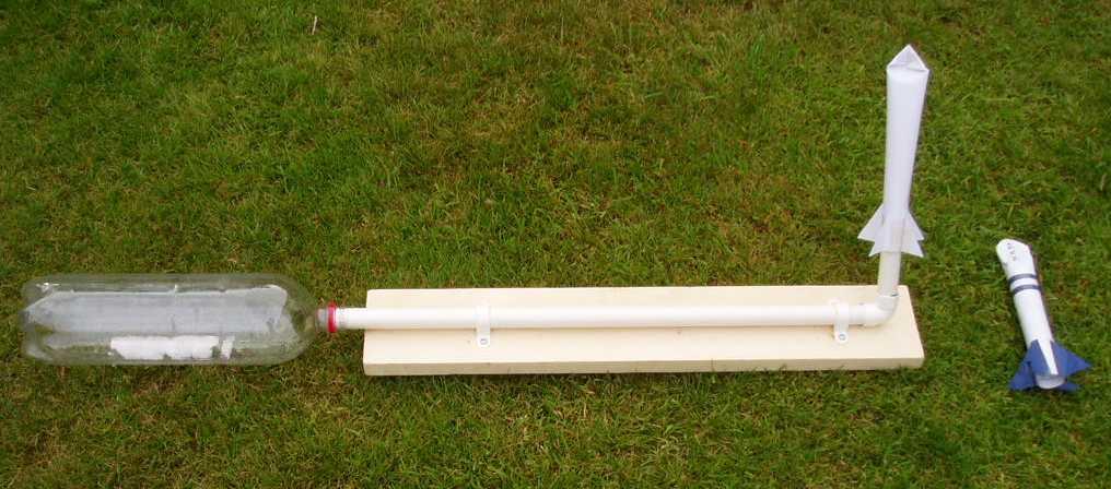 nasa water rocket launcher plans - photo #43